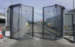 Bi Folding Speed Gate EAGBFG001 image