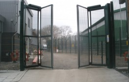 Bi Folding Speed Gate EAGBFG012 image