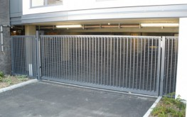 Eagle Commercial Tracked Sliding Gate EAGSLG002 image