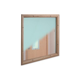 The most modern vision panel available – the Visilux platinum brings you latest technology in electronic switchable glazing. Operated by using the double action switch; staff and patients alike can enjoy instant privacy or vision without obstruction.Specifi...