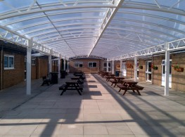 With pressure on many educational establishments to provide for increasing student numbers and free school meals at the same time as budgets are being squeezed, a viable and creative alternative to traditional building extensions is essential. This is where Zo...