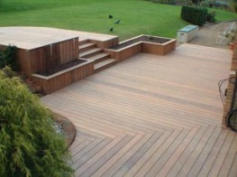 IPE Decking Boards 19 x 140 mm image