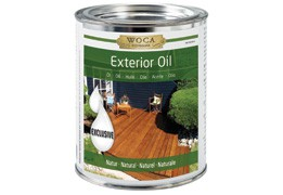 WOCA - Exterior Oil for Hardwood Timber image