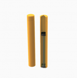 Say goodbye to the time-consuming, cumbersome process involved with installing core-drilled bollards. With no more holes to dig, concrete to pour or pipes to paint, the FlexCore Bollard installs in a fraction of the time and at much lower cost, without sacrifi...