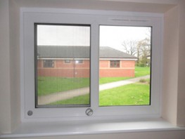 The Safevent Window provides an eminently practical solution to the problems posed by the need for security to be applied with sensitivity whilst maximising natural light and ventilation.