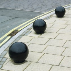 Spherical Cast Iron Bollard image