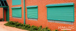 Harling Security's Compact Aluminium Roller Shutters are suitable for a wide variety of applications including schools, hospitals, shops, commercial and industrial units and high security applications.The Harling's Compact Aluminium Roller Shutters are d...