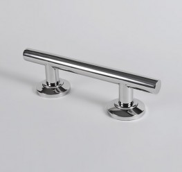 High quality polished stainless steel construction.Nylon flange to eliminate the need for earthing.Unique two part flange cover for ease of fixing.Doc M compliant.Lifetime warranty....