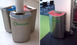 FF1 Recycling Bins image