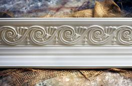 An expertly crafted, moulded plaster cornice provides a room with an exquisite focal point. The Heritage Range includes a collection of over 80 beautiful cornices and coving for you to choose from, all of which are specifically handmade and are from genuine, p...