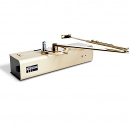 Freedor wireless free swing fire door closer by Hoyles Electronic Developments