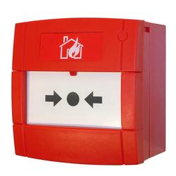 Resettable Fire Alarm call EN54-11 - RED image
