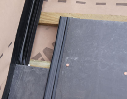 Made from the highest grade high impact plastic and incorporating our unique super seals that completely weather proof on a pitch as low as 12 degrees.Installation over the battens is a fast and cost effective soaker system that will work on dormer cheeks wi...