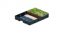GreenGrid Modular Green Roof System image