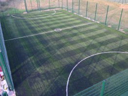 Football Pitch Services image