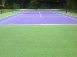 Tennis Court Services image