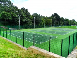 We have a number of multi use games area services available to ensure that your leisure centre, club, school or college has a great quality sports surface. There are a few different options to choose from when installing MUGA court surfacing, these include: po...