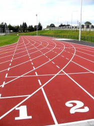 The athletics track services we have to offer can help ensure that your school, club or leisure centre has a great quality sports facility which is safe and suitable for use over a long period of time. One of the services we provide is full construction and in...