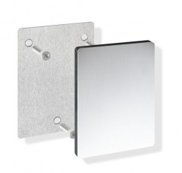 50.50.10040 HEWI Mounting Plate Cover for Removable Rail System image