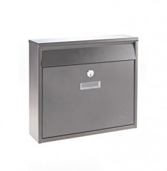 Ohio Postbox Stainless Steel image
