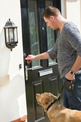 The Yale Keyfree Connected smart lock gives you freedom to secure your home without the need for a key. Simple to use, you now have complete control on how you unlock your door.