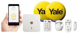 Smart Home Alarm and View Kit SR-330 image