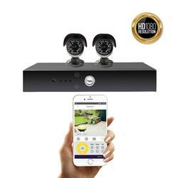 Smart HD1080 CCTV system - 2 Camera image
