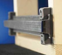 The IsoMax Acoustic Isolation Clips System is a space saving acoustic solution designed to completely isolate walls and ceilings.Benefits•Offers a robust and higher performing alternative to traditional wall and ceiling isolation methods •Out-performs ...