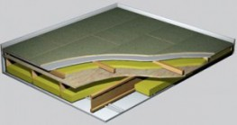 Acoustic Batten for Soundproofing Timber Floors image