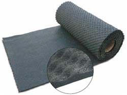 Regupol® 6010BA Acoustic Screed Underlay is a high-load bearing recycled tyre crumb product designed for use where high loads are apparent yet acoustic performance is critical with performance requirements exceeding that of the standards quoted in approved Do...