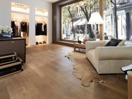 Par-Ker Ceramic Wood Effect Tiles by Porcelanosa Group