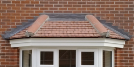 Bay Window Roofs - Stormking Plastics