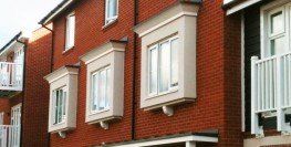 The Stormking GRP window surrounds can totally transform the front elevation of a building. For both new build and refurbishment projects, Stormking window surrounds allows architectural self-expression. The Stormking GRP window surrounds are self-finished, li...