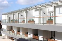 Jasper - Balcony Balustrades - Sapphire Balustrades