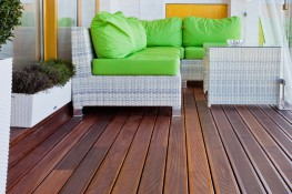 The choice of balcony deck finish reflects the overall design and construction of the balcony. The material used for this purpose needs to be both attractive and practical, particularly in terms of weather-resistance, for what is essentially an outdoor floorin...