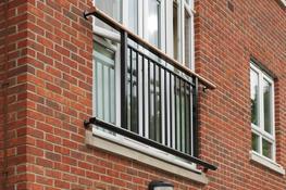 Juliet - Balcony Balustrades - Sapphire Balustrades