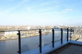 Terraces - Balcony Balustrades - Sapphire Balustrades