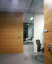 Shadbolt Flush Fire Resisting Doorset image