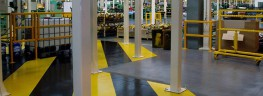 Line Paint - High Visibility Epoxy Line Marking image