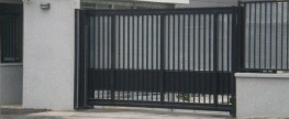 Crash Tested Sliding Cantilevered Gate - CSG 10140 image
