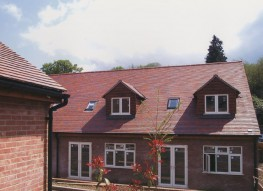 The Nelson Blend of plain clay roof tiles creates a wonderfully textured roof with a depth of colour producing a distinctive roof of quality.   The Nelson Blend can be supplied on pallets in a predetermined mix with the right proportions of quantities and co...