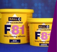 A solvent free, two part epoxy adhesive. When cured it is resistant to water, oil and grease. Suitable for use over normal underfloor heating installations. When fully cured, the water resistance makes it ideal for indoor and outdoor installations subjected to...