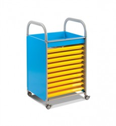 Callero Art Trolley With Trays image