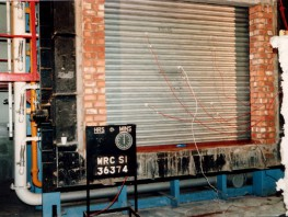 The fireguard FG roller shutters are a range of fire protection barriers that automatically operate in an emergency situation once a signal is received from a fire alarm system.The Fireguard FG Range is a fire roller shutter that can be specified as: •1 h...