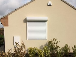 The Seceuro CD38 roller shutter provides medium levels of security with its 38mm double skinned extruded aluminium lath....