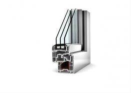 KF 200 PVC-U - Aluminium Window image