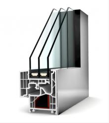 KF 220 PVC-U - Aluminium Window image