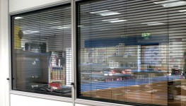 Flexplus - Demountable Partitions - Tenon Partition Systems