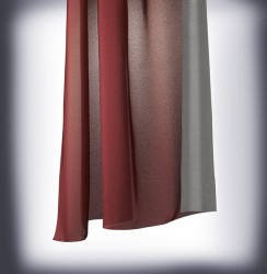 Verosol's Mode Curtain is a contemporary solar control sheer curtain, featuring the softness of a curtain while maintaining exterior views. Verosol's original metallised back provides superior solar, heat, glare and UV protection. 