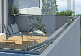 Alongside an all-round view, weinor all-glass walls provide reliable protection against the wind and driving rain. Available as folding or sliding models depending on your preferences and needs. In principle, every system is suitable for patio roofs, loggias a...